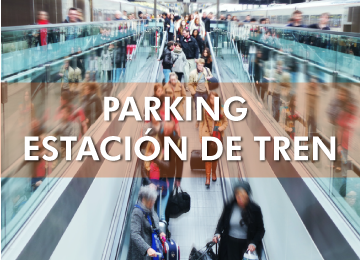 Parking-Estación-Tren