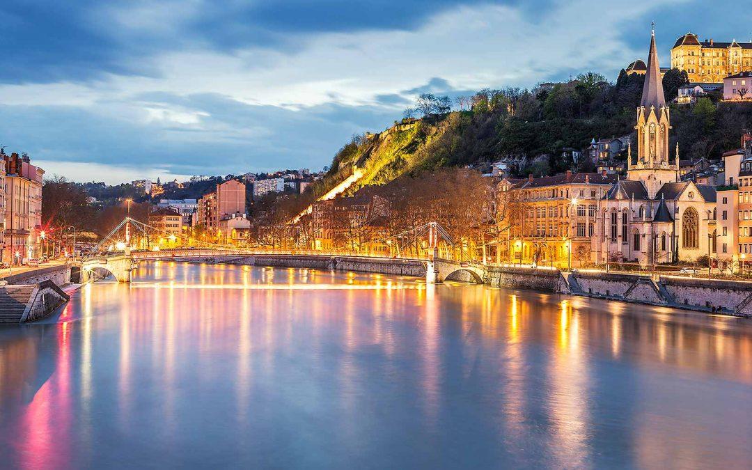 Lyon una ciudad perfecta para una escapada de otoño