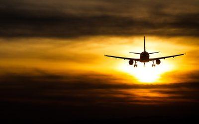 Aumento de pasajeros en Málaga