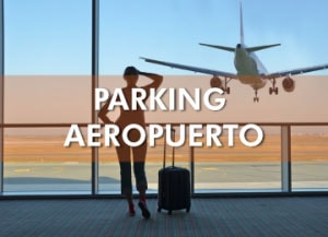 Parking aeropuerto Málaga