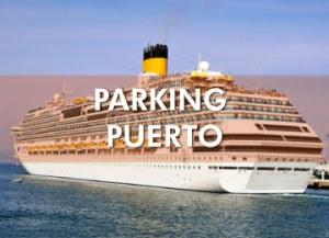 Parking puerto Málaga