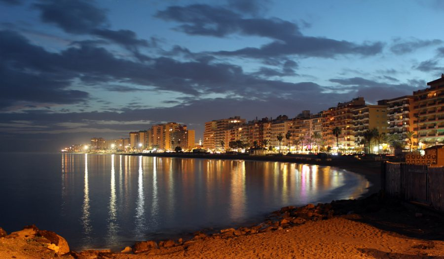 Fuengirola, one of the favorite destinations for tourists