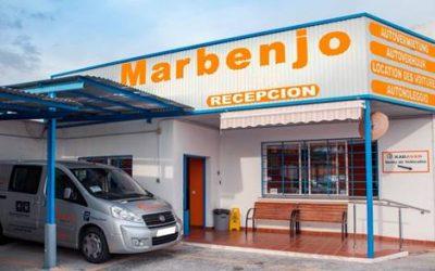 Semana Blanca en Marbenjo Parking