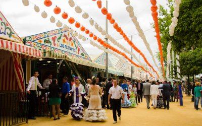 Comienza la Feria de Abril de Sevilla