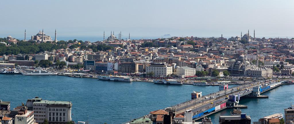 Este otoño disfruta de Estambul con Marbenjo Parking