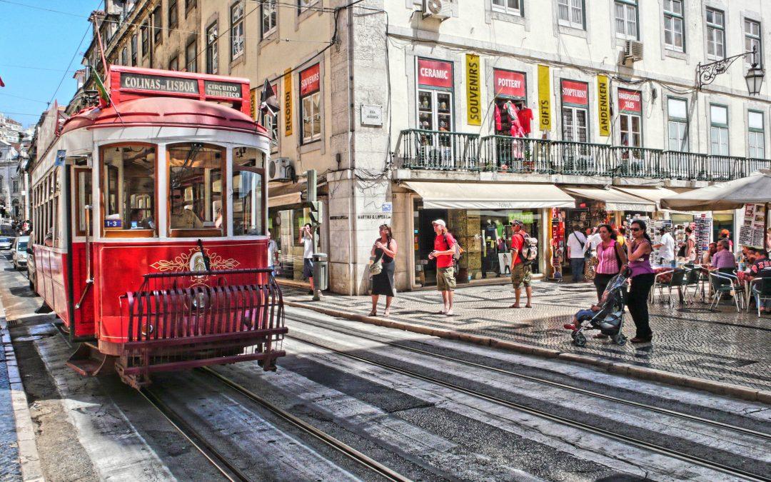 Lisboa, el destino que está de moda