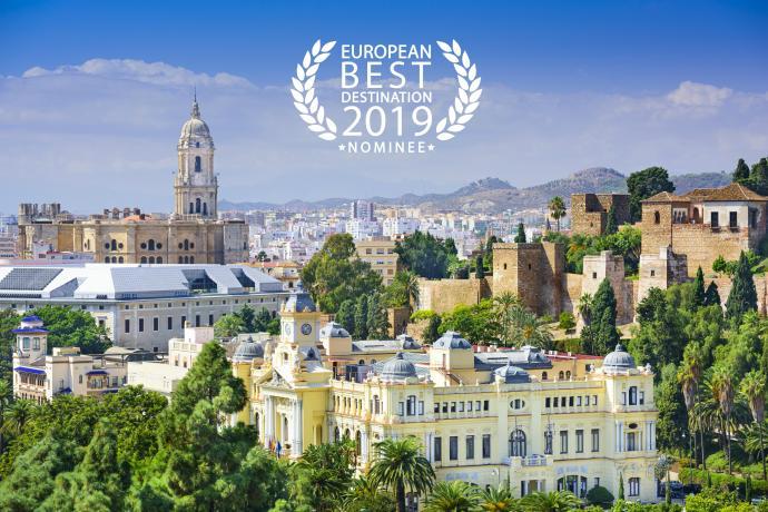 Málaga, mejor destino turístico de Europa