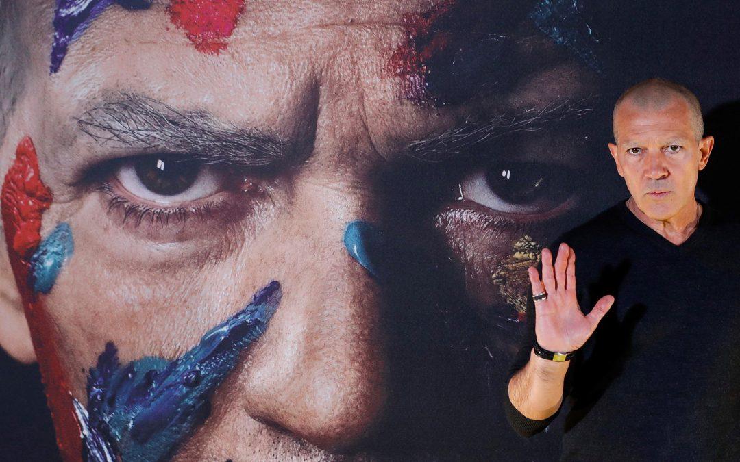 Antonio Banderas,la imagen de las Picasso Towers en Málaga