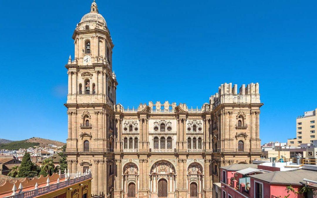 La Catedral de Málaga se suma a una iniciativa nacional para visitar gratis las cubiertas