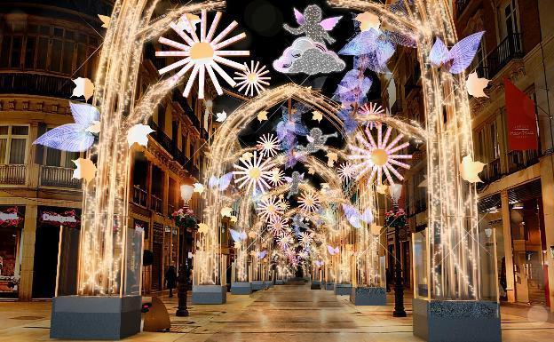 Luces de Málaga