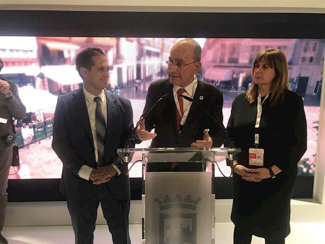 Málaga acogerá más turistas en 2020 - Marbenjoparking.com