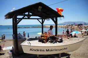 Andrés Maricuchi Málaga - marbenjoparking.com