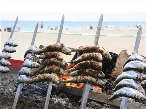 4 chiringuitos malagueños para comer espetos - marbenjoparking.com