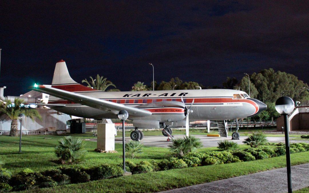 Pasa un día aprendiendo en el Museo Aeronáutico de Málaga - marbenjoparking.com